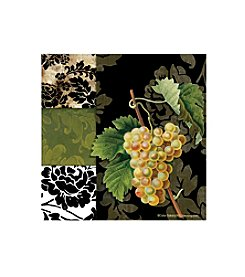 Thirstystone® Occasions Set of Four Damask Lerain Drink Coasters