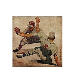 Thirstystone® Occasions Set of Four Vintage Sports Drink Coasters
