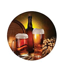 Thirstystone® Set of Four Beer Still Life Drink Coasters