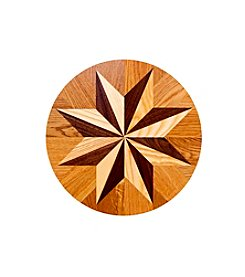 Thirstystone® Set of Four Parquet Star Tile Drink Coasters