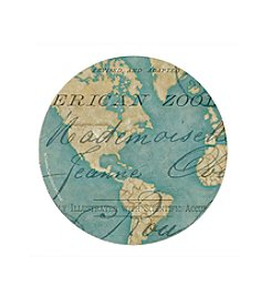 Thirstystone® Set of Four World Travels Drink Coasters