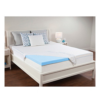 "Sealy® 2.5"" Memory Foam Mattress Topper"