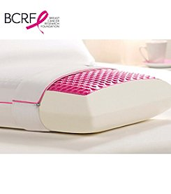 Comfort Revolution® Breast Cancer Research Foundation Pink Bubble Bed Pillow