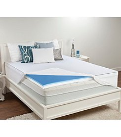 Comfort Revolution® Hydraluxe Gel Mattress Pad