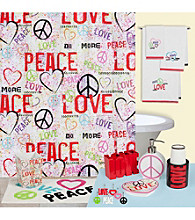 Creative Bath™ Graffiti Bath Collection