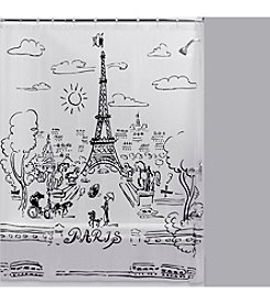 Creative Bath™ Paris Days Shower Curtain