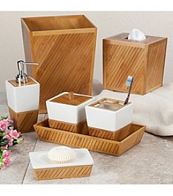 Creative Bath™ Spa Bamboo Bath Collection