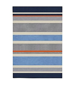 Chic Designs Aiden Periwinkle Rug