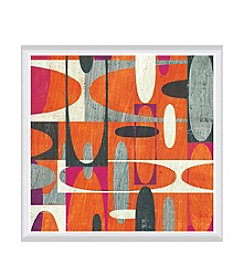 Greenleaf Art Mod Pods II Framed Canvas Art