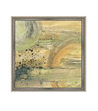 Greenleaf Art Golden Universe Framed Canvas Art
