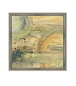 Greenleaf Art Golden Universe Framed Canvas Art