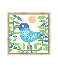 Greenleaf Art Bird Framed Canvas Art