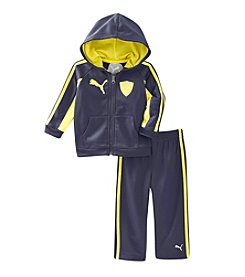 PUMA® Baby Boys' Taped Fleece Set