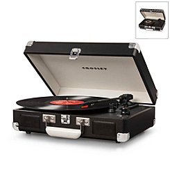 Crosley® Cruiser Chalkboard Portable Turntable