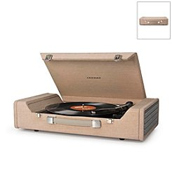 Crosley® Nomad USB Portable Turntable