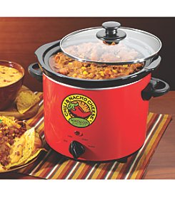 Nostalgia Electrics® 4-qt. Fiesta Slow Cooker and Warmer