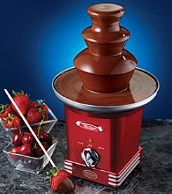 Nostalgia Electrics® Retro Chocolate Fondue Fountain