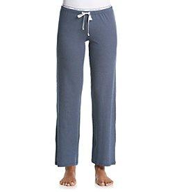 Tommy Hilfiger® Logo Knit Pants - Navy Mini Dot