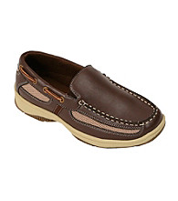 "Deer Stags® Boys' ""Pal"" Slip-on Shoes"