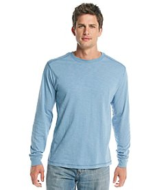 Ruff Hewn Men's Long Sleeve Slub Crew Shirt