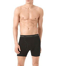 Calvin Klein Men's 3-Pack Cotton Boxer Brief