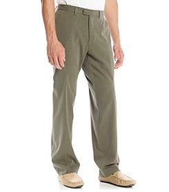 Tommy Bahama® Men's Coastal Twill Flatfront Pant