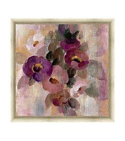 Greenleaf Art Romantic French Bouquet Framed Canvas Art