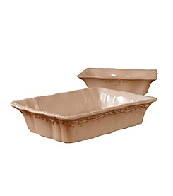 Tabletops Gallery® 2-pc. Rectangular Baker Set