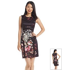 Ivy & Blu™ Floral Printed Sheath Dress