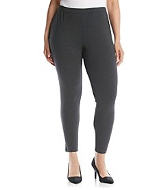 Cupio Plus Size Ankle Length Leggings