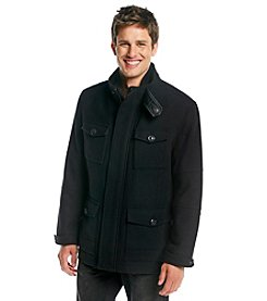 Marc New York Andrew Marc® Men's Travis Wool 4 Pocket Coat