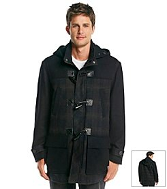 Marc New York Andrew Marc® Men's Wesley Wool Toggle Coat