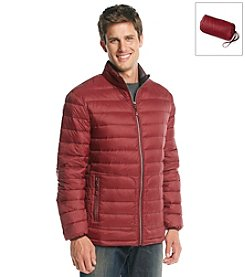 Buffalo by David Bitton Men's Packable Down Coat