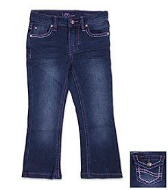 Lee® Girls' 2T-6X Heavy Stitch Bootcut Jeans