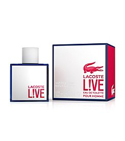 Lacoste L!VE Fragrance Collection