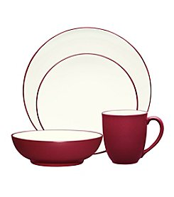 Noritake® Colorwave Raspberry Dinnerware Collection