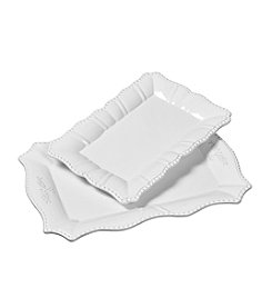 Gallery® Rectangle 2-pc. Serving Platters