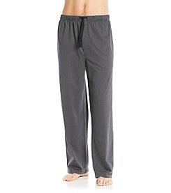 John Bartlett Statements Men's Black & Grey Houndstooth Knit Pants
