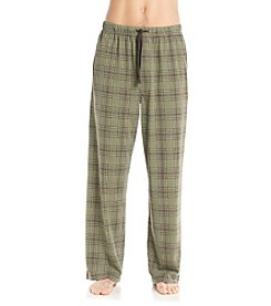 John Bartlett Statements Men's Dusty Clove Plaid Knit Pant