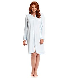Jasmine Rose® Plus Size Spa Zip Robe