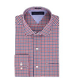 Tommy Hilfiger® Men's Regular Fit Long Sleeve Dress Shirt