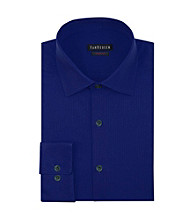 Van Huesen® Men's Slim Fit Long Sleeve Dress Shirt