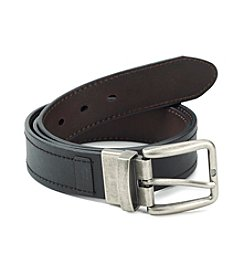 Levi's® Men's Black/Brown Big & Tall Reversible Leather Belt