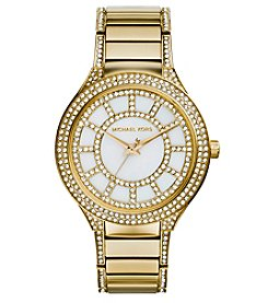 Michael Kors® Goldtone Kerry Watch
