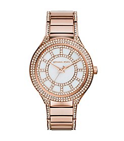Michael Kors® Rose Goldtone Kerry Watch