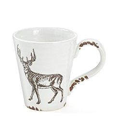 Ruff Hewn Standing Deer Mug