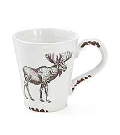 Ruff Hewn Moose Mug
