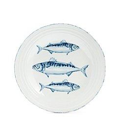 Ruff Hewn Fish Platter