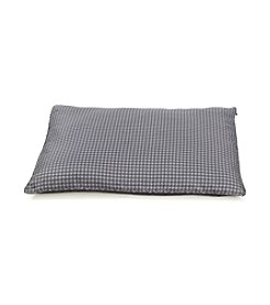 John Bartlett Pet Houndstooth Large Pet Bed