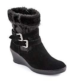 "Bare Traps® ""Olga"" Mid-Calf Wedge Boots"